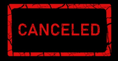cancelling or canceling